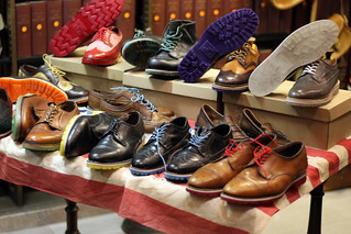 Reclaimed Wingtips | by Menswear Market