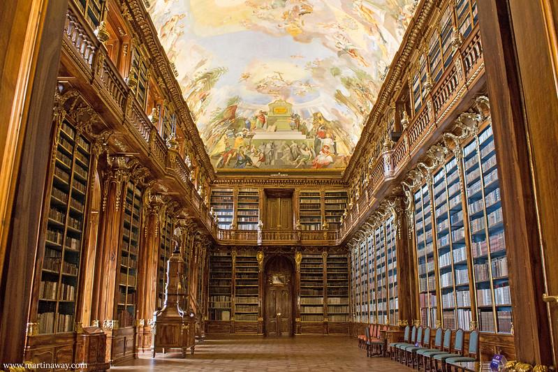 Biblioteca del Monastero Strahov