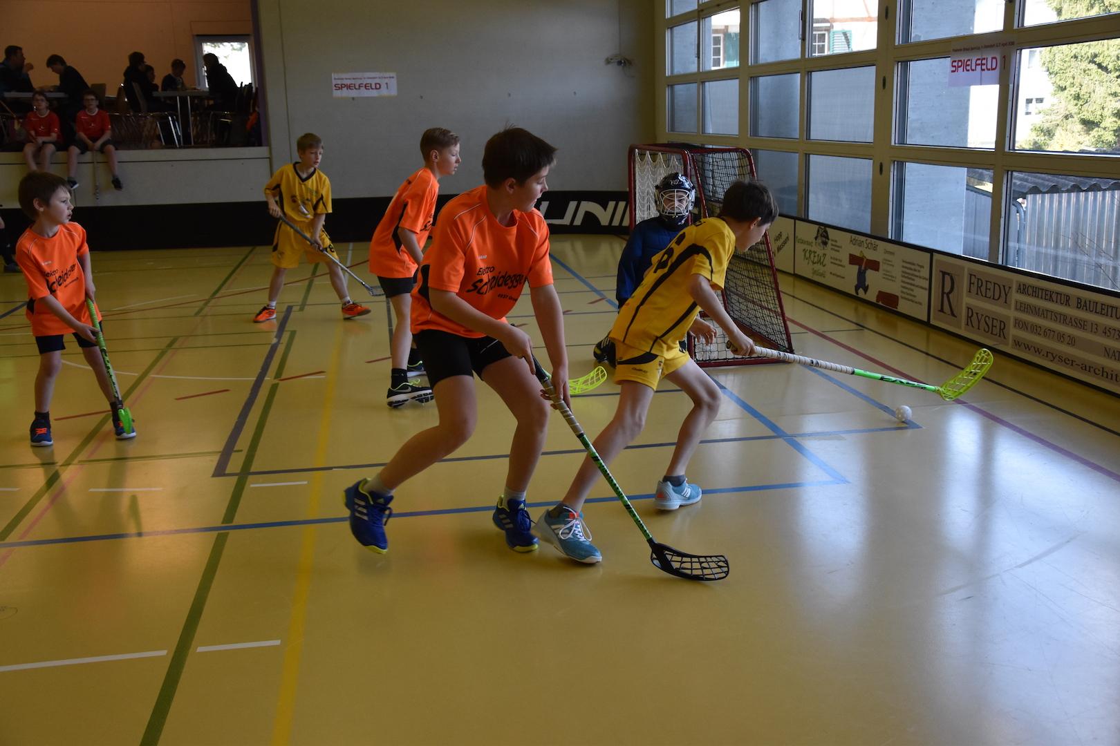 2018 Straubsport Unihockey Cup, Finalrunde Saison 2017/18