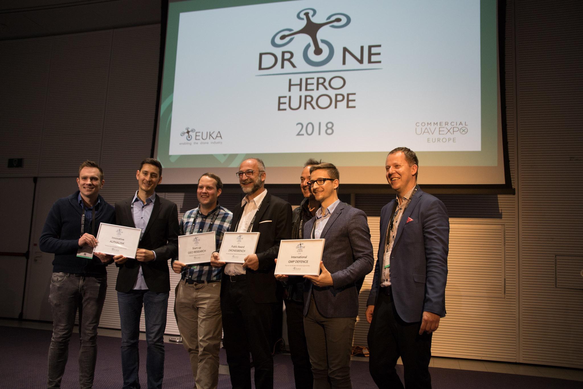 20180411 - Drone Hero Europe 2018
