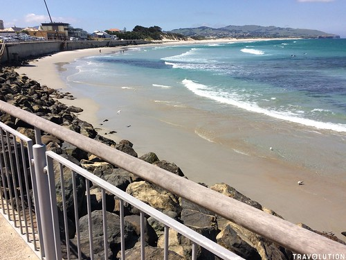 St Clair Beach, Dunedin | by Travolution360