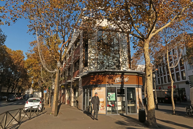 McDonald's Boulogne-Billancourt (France)