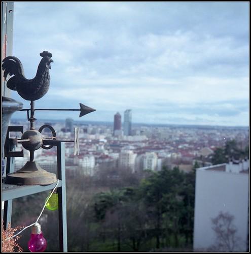 Lyon vu d'en haut   by Bokey Shutter