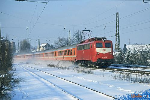 Eschweiler Hbf . 01.01.97.