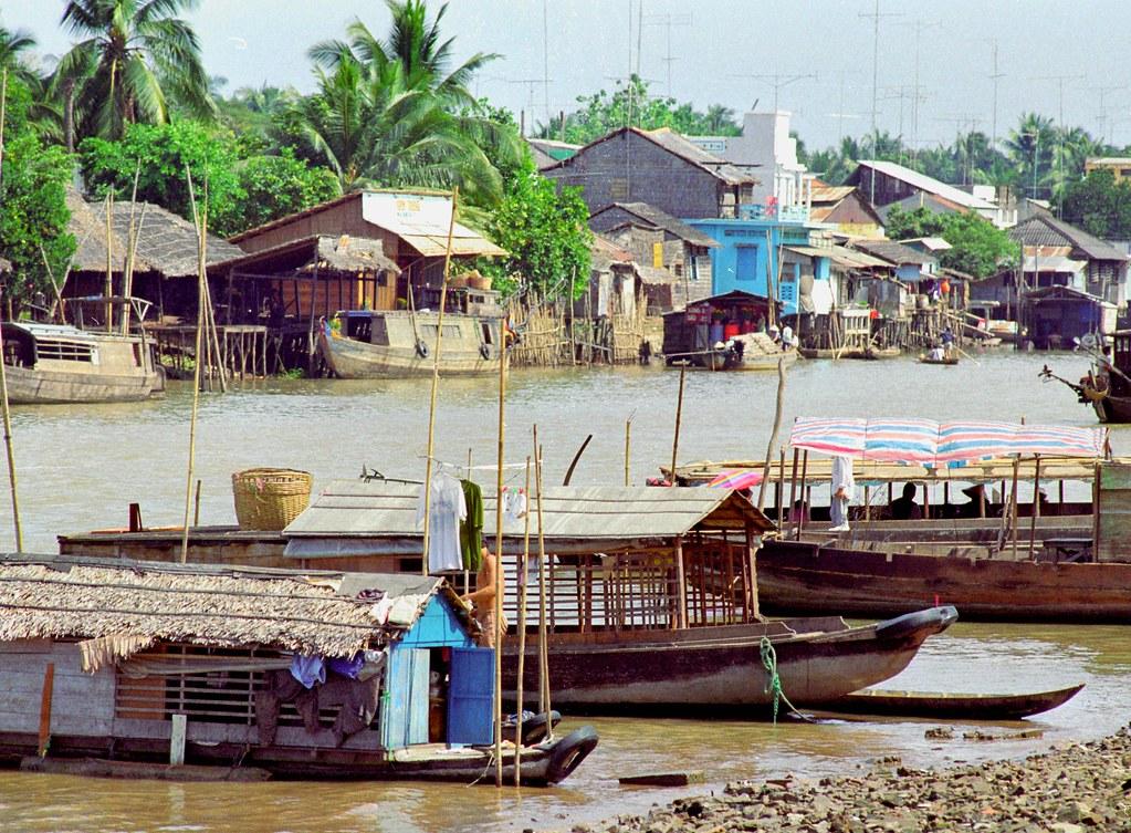 viet_sud_127 : vers le delta du Mekong, Sud Vietnam