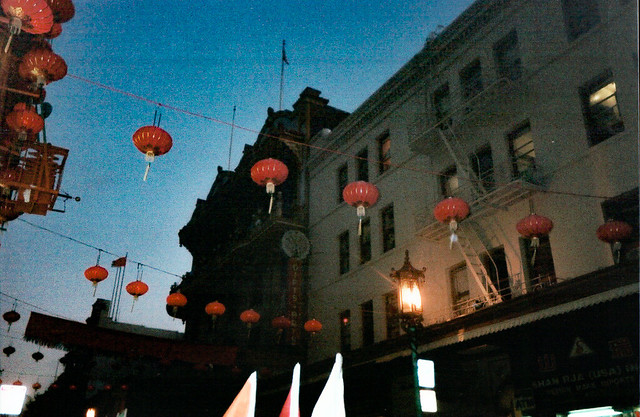 Big Adventures in Small Chinatown