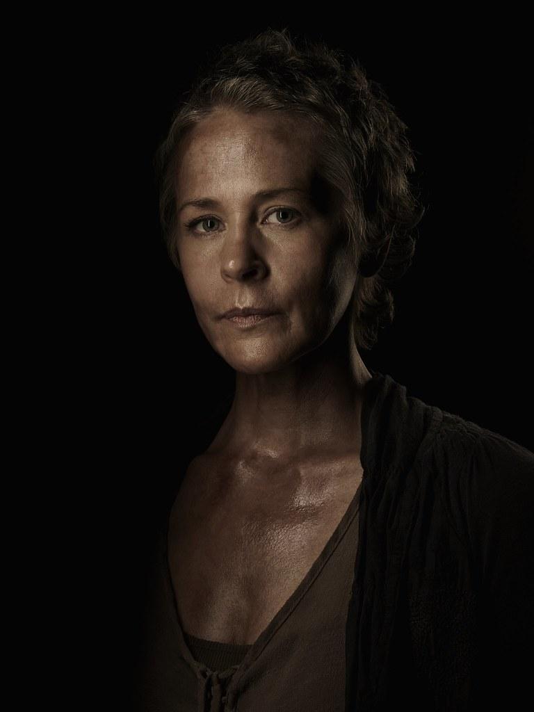 Carol Peletier (Melissa Suzanne McBride) - The Walking Dea ...
