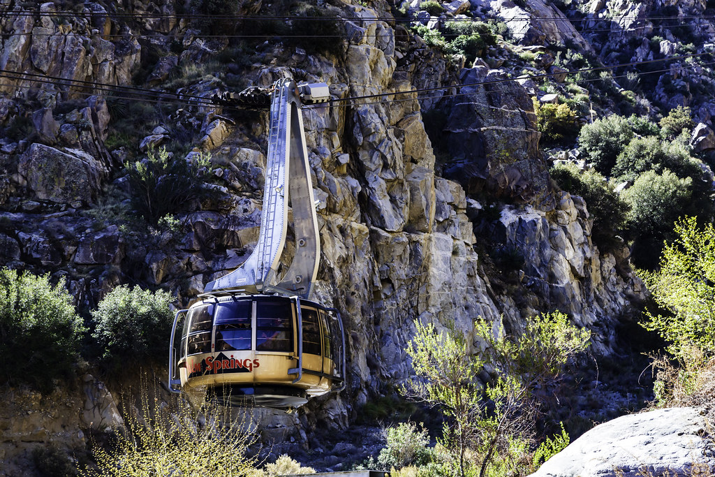 Palm Springs Tramway Car