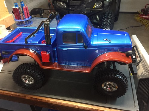 TRX4 Roll bar | by kc6lvq