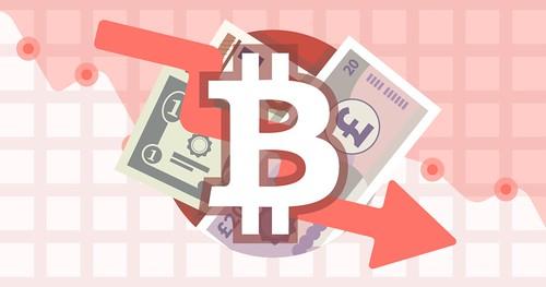 Bitcoin Price Drop | by FlyerDiaries
