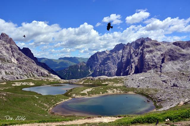 Laghi dei Piani - rifugio Locatelli