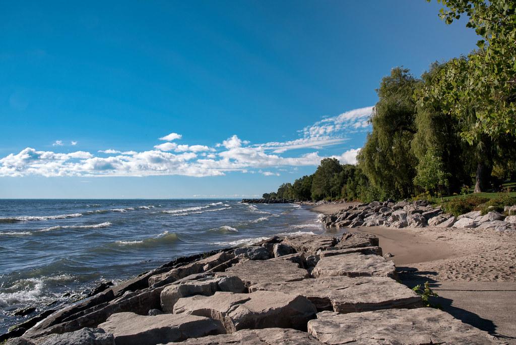 Higher outflows temporarily on Lake Ontario