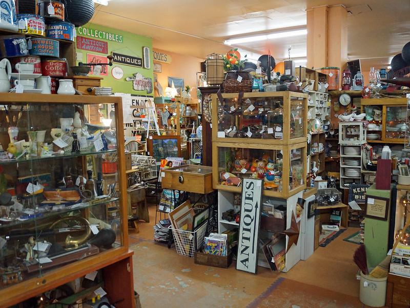 Stars Antiques Mall 7027 SE Milwaukie Avenue Portland, OR 97202