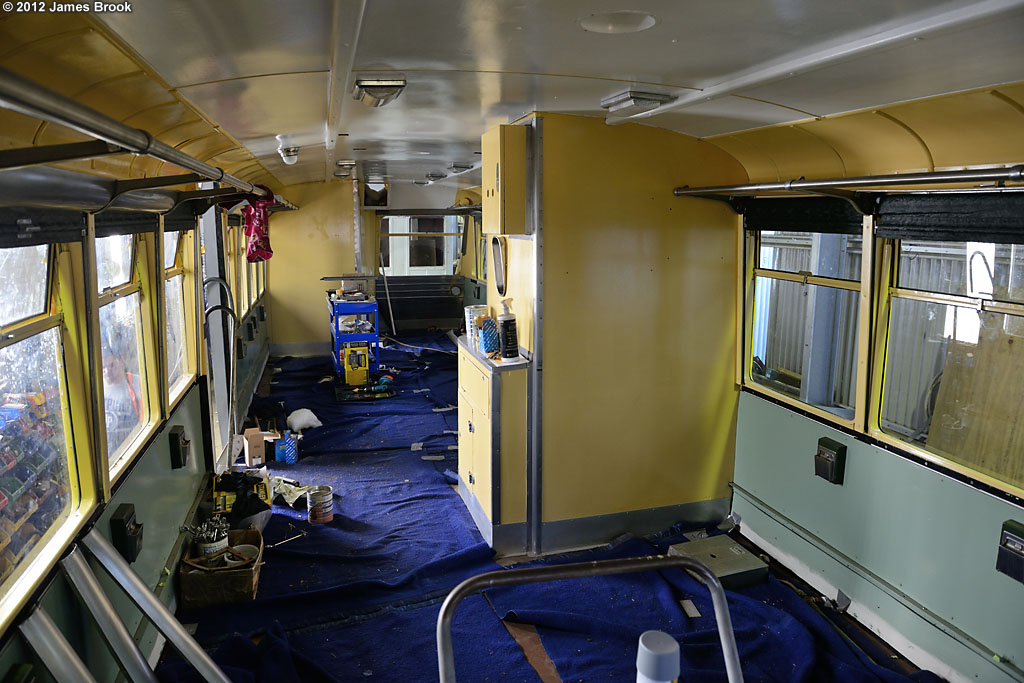 32RM interior by James Brook