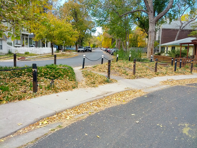 Bike/Ped Cut-Through in Goss-Grove Neighborhood