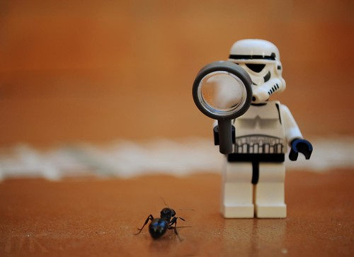 Could it be the droid I´m looking for? | by Nukamari