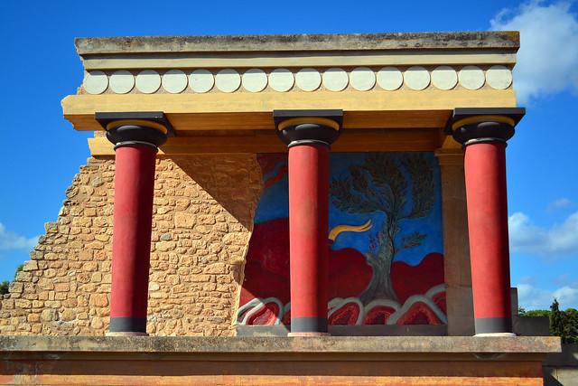 Knossos, Nr Iraklio, Crete