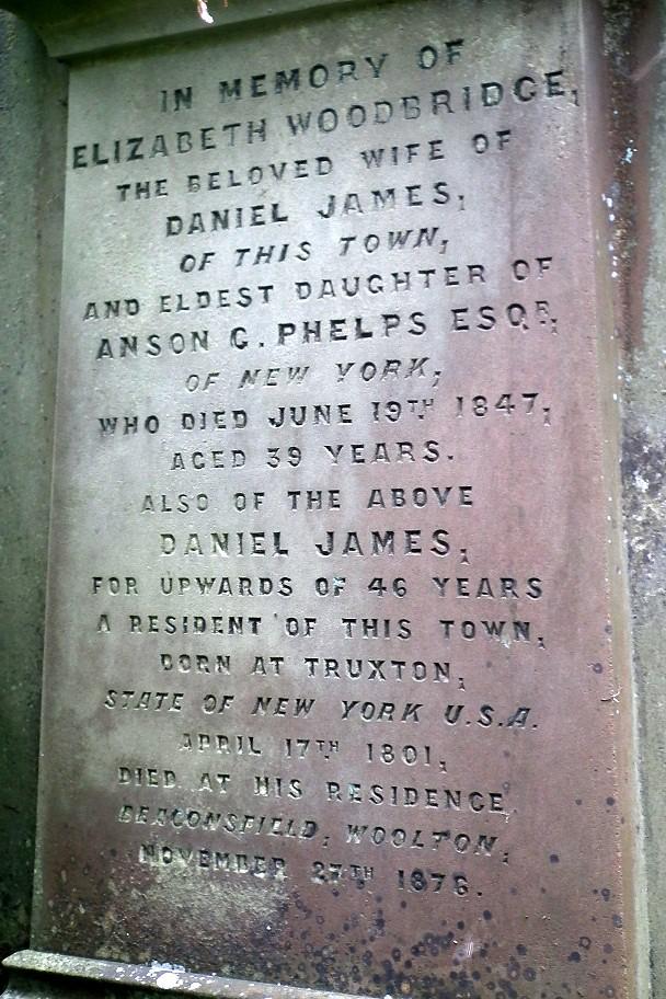Elizabeth & Daniel James 1