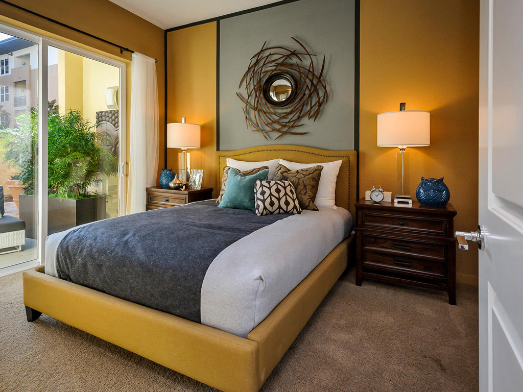 Annapolis • Plan A: Master Bedroom