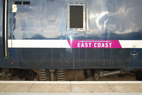 East Coast branding | by hugh llewelyn