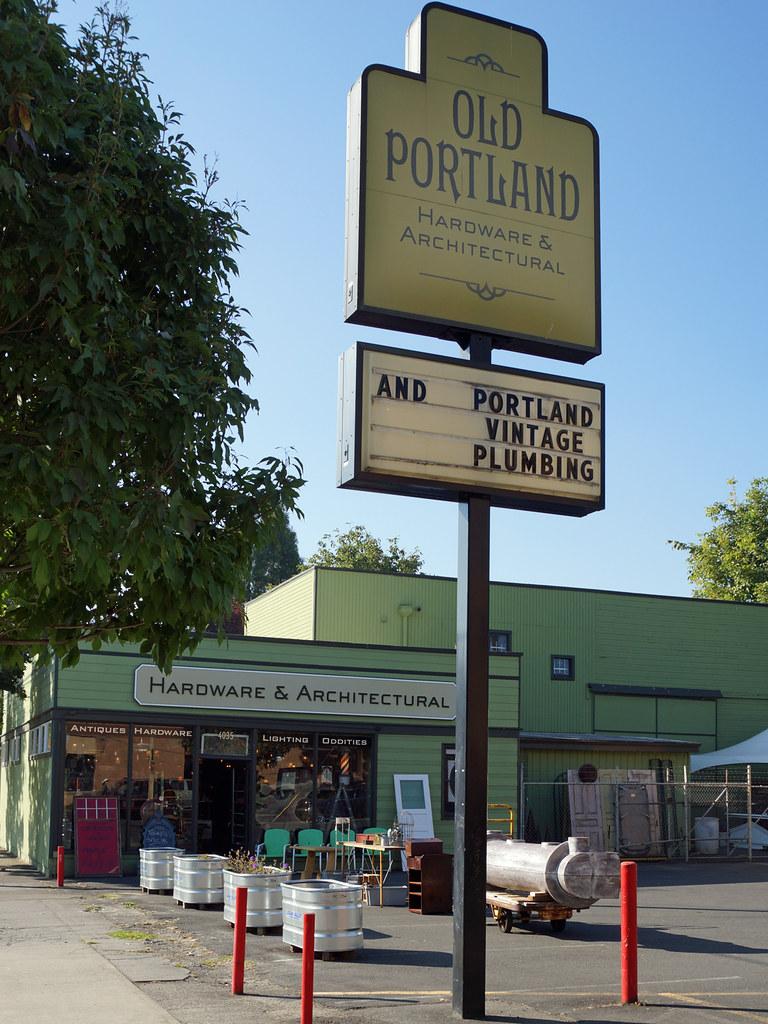 Old Portland Hardware 4035 Southeast Division Street Portland, OR 97202