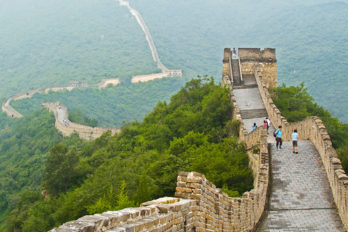 Great Wall of China, Mutianyu | by capelle79