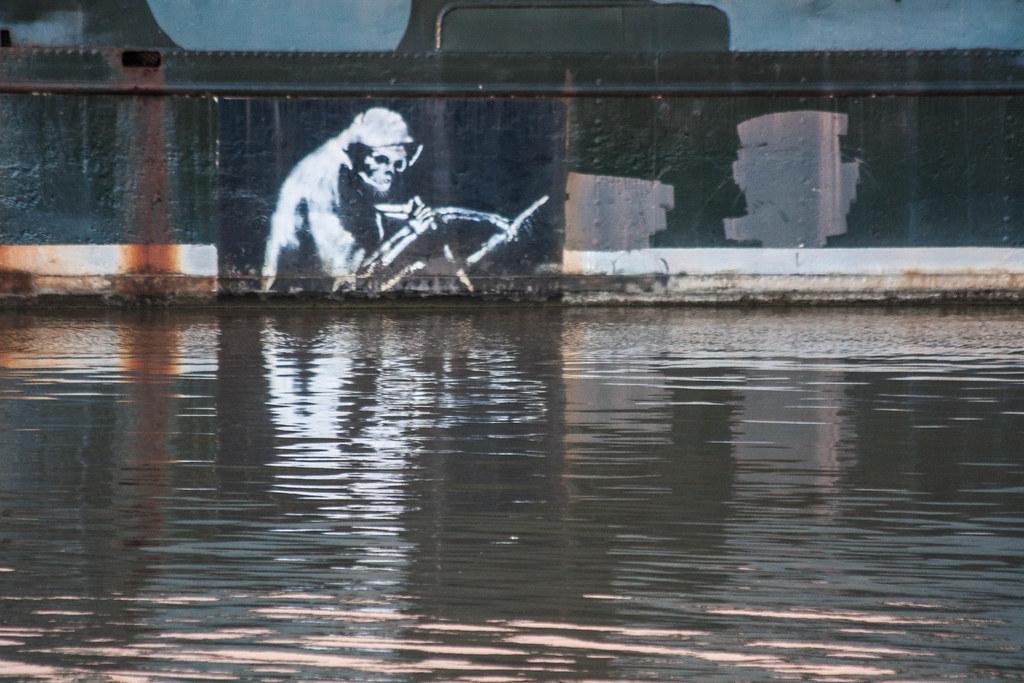 Thekla Banksy | Judith | Flickr