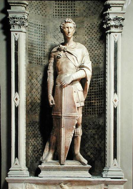 Donatello - St. George, 1415
