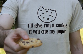 I'll give you a cookie if you cite my paper | by pierrepo