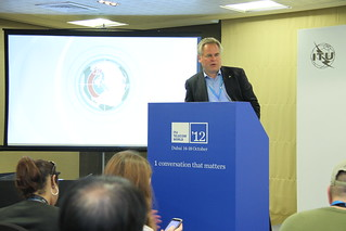 Kaspersky Press Conference | by ITU Pictures