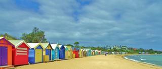 Brighton Beach Huts 065* | by Louis^