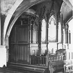Orgelempore West