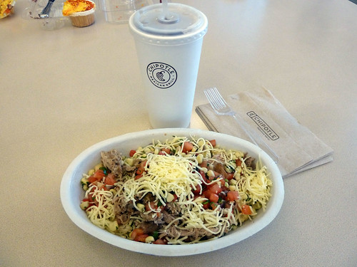 Loop Lunching: Chipotle | by Fuzzy Gerdes