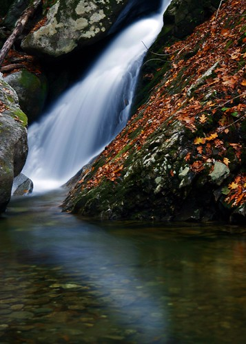 new foot long exposure hampshire falls foliage surry brook forty merriam