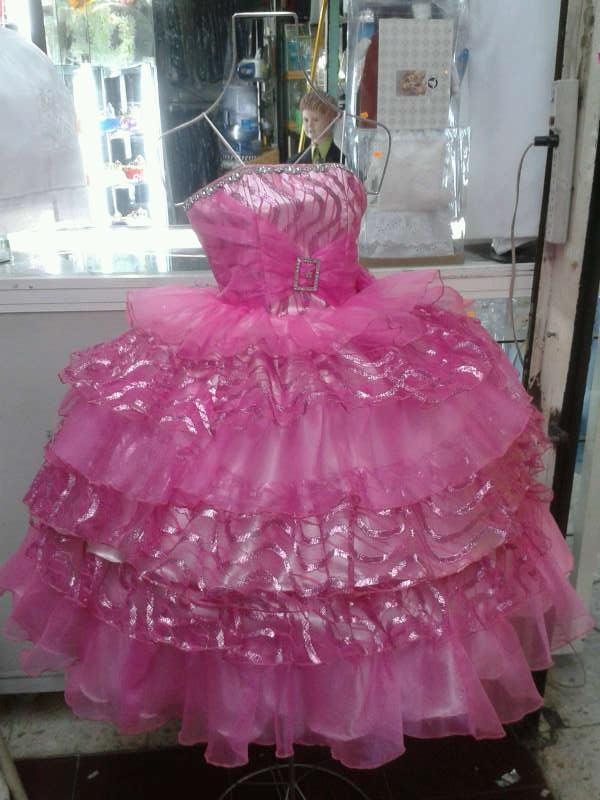 Vestido Presentación O Salida Vestidos Princesas Magic