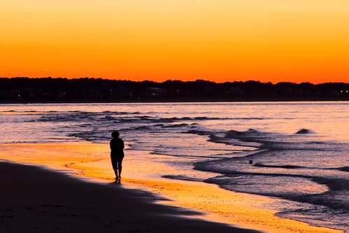 sunset beach virginiabeach chesapeakebay strangerontheshore canon7d deanwhitehurst