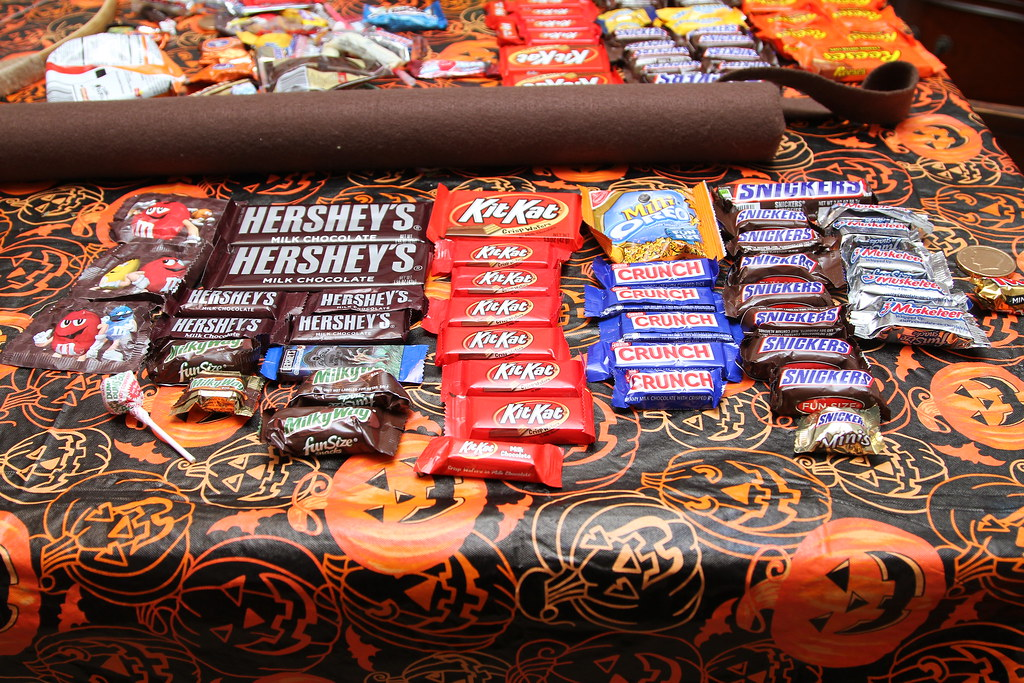 Emily's Halloween Candy