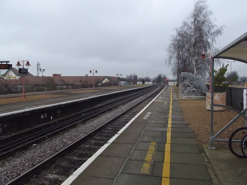 Stratford-upon-Avon Station   by ell brown