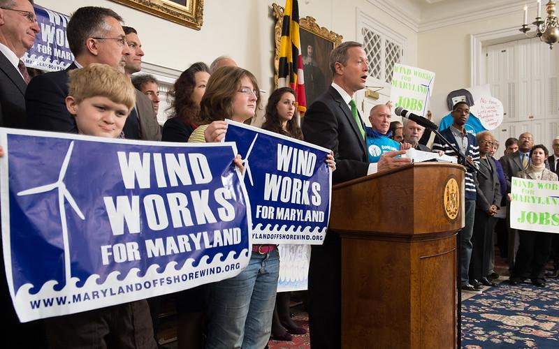 Offshore Wind Energy Act of 2013 Announcemet