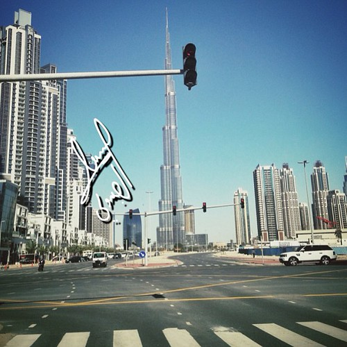 D for #dubai #building #skyscraper #road #tweegram #instagood #photooftheday #iphonesia #instamood #igers #instagramhub #picoftheday #instadaily #bestoftheday #igdaily #followme #webstagram #follow #photo  #dubai #dxb #instauae #instadubai #like #abudhabi | by Just Emαяαti™