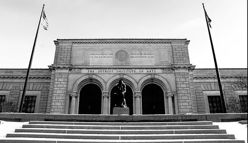 The Detroit Institute of Arts   by DBeltonjr