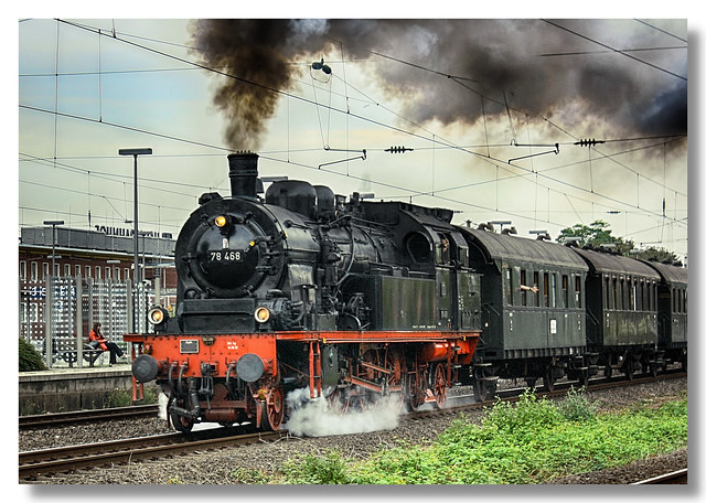Bochum - Preußische T 18 78 468 Teuto-Express 02