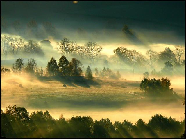 Mgła w Mysłowie 1