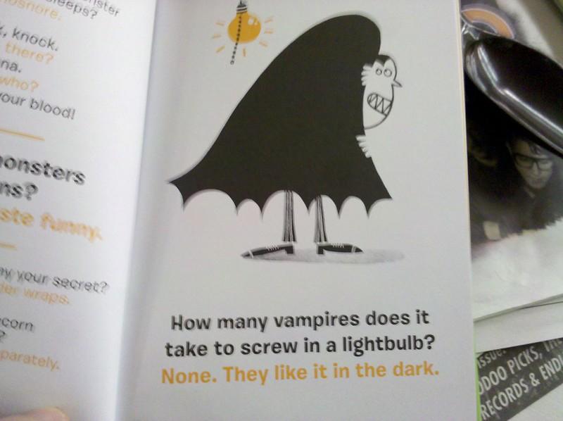 Vampire joke