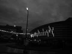 Alexandrium by night