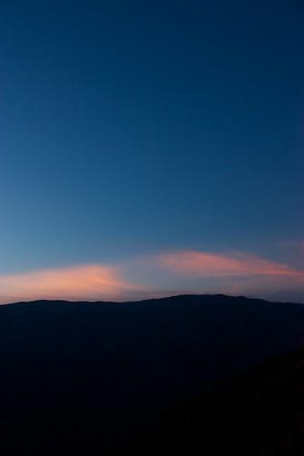sunset mesadelossantos santander cañóndelchicamochacanyon colombia