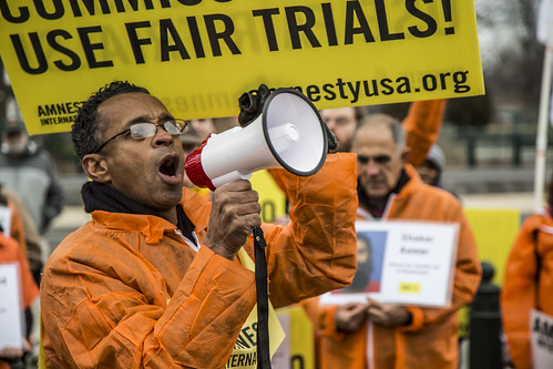 Witness Against Torture: Bullhorn | by Shrieking Tree
