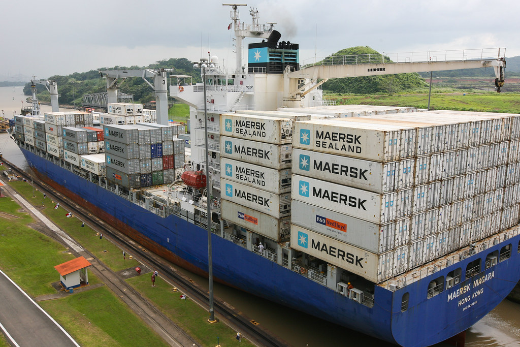 Panama Canal Crossing | Miraflores Locks - is the name of on… | Flickr