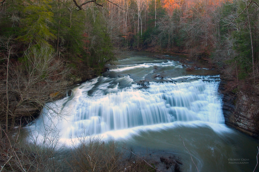 Falling Water in Middle Tennessee
