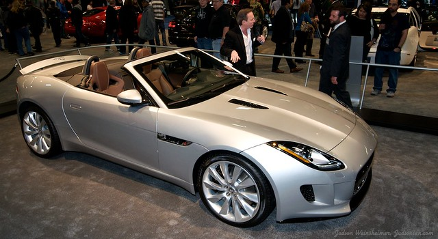 2013 Washington Auto Show - Lower Concourse - Jaguar 7
